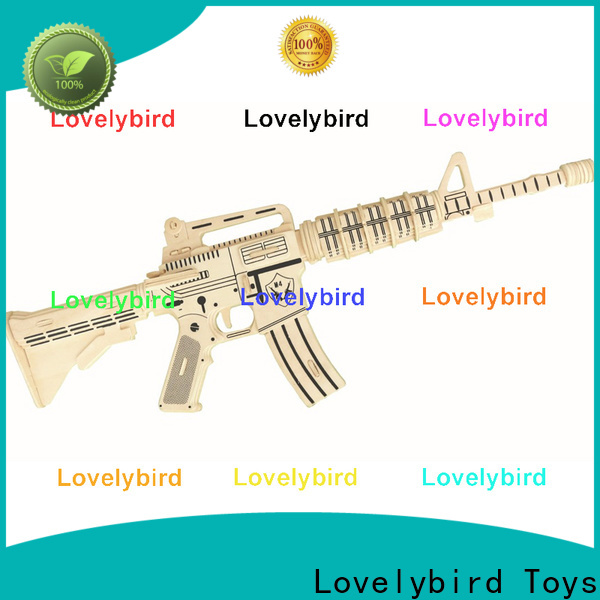 Lovelybird Toys latest 3d puzzle military suppliers for business