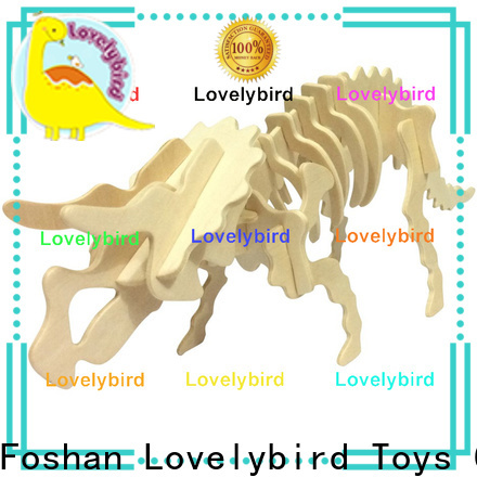Lovelybird Toys fast delivery wooden 3d animal puzzles company for adults