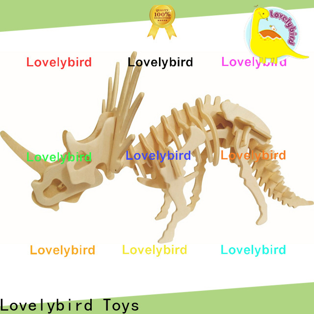 new wooden 3d animal puzzles suppliers for sale