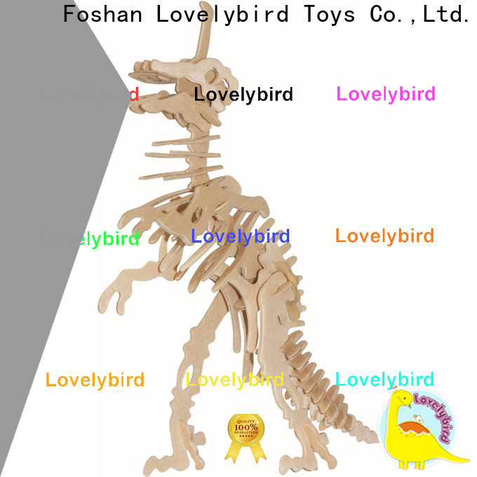latest wooden 3d animal puzzles suppliers for entertainment