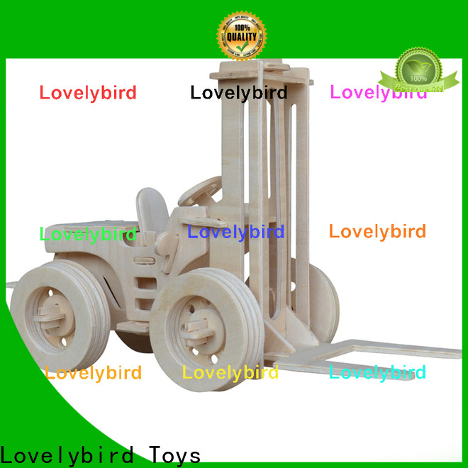 high-quality 3d truck puzzle suppliers for kids