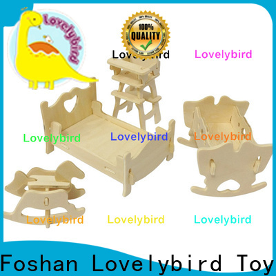 custom 3d puzzle furniture factory for adult