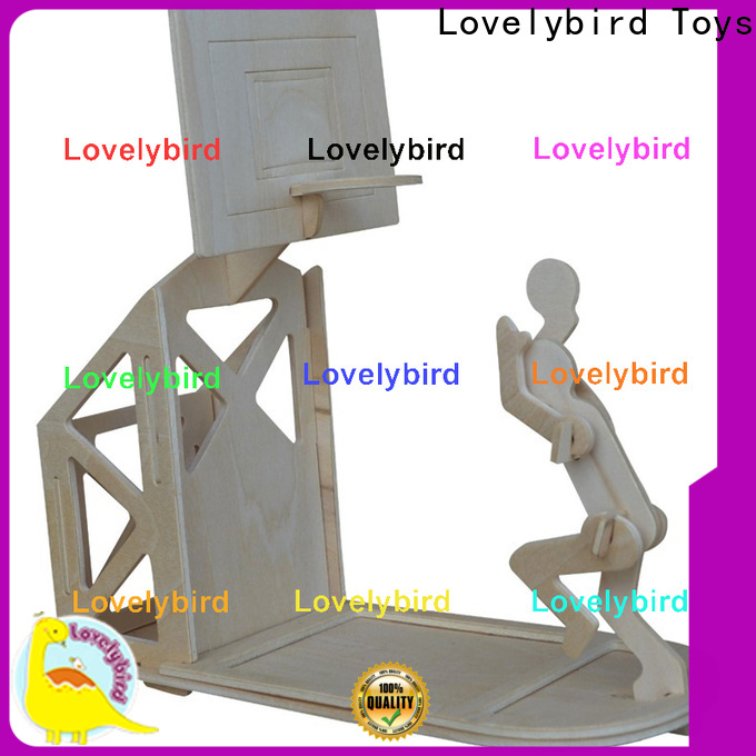 Lovelybird Toys 3d puzzle furniture company for adult