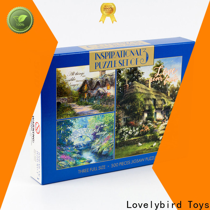 best christmas jigsaw puzzles factory for kids