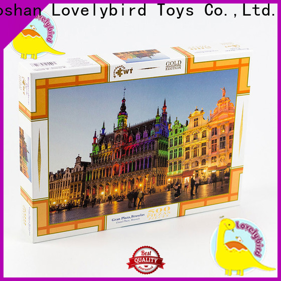 Lovelybird Toys puzzle 500 manufacturers for sale