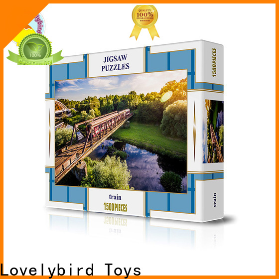 Lovelybird Toys embossing puzzle 1500 supply wholesale