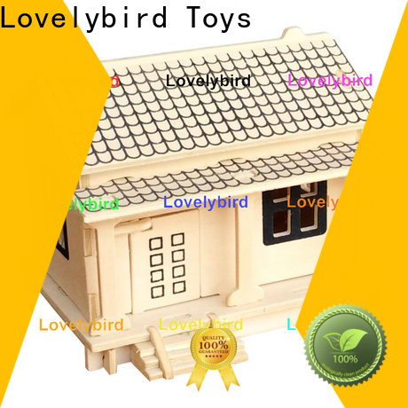 top 3d building puzzle company for business