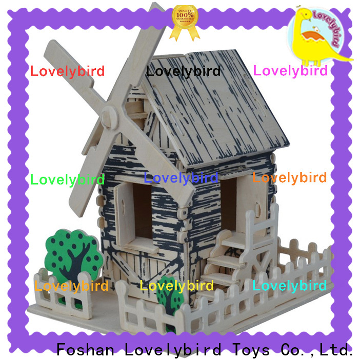 latest 3d building puzzle suppliers for adults
