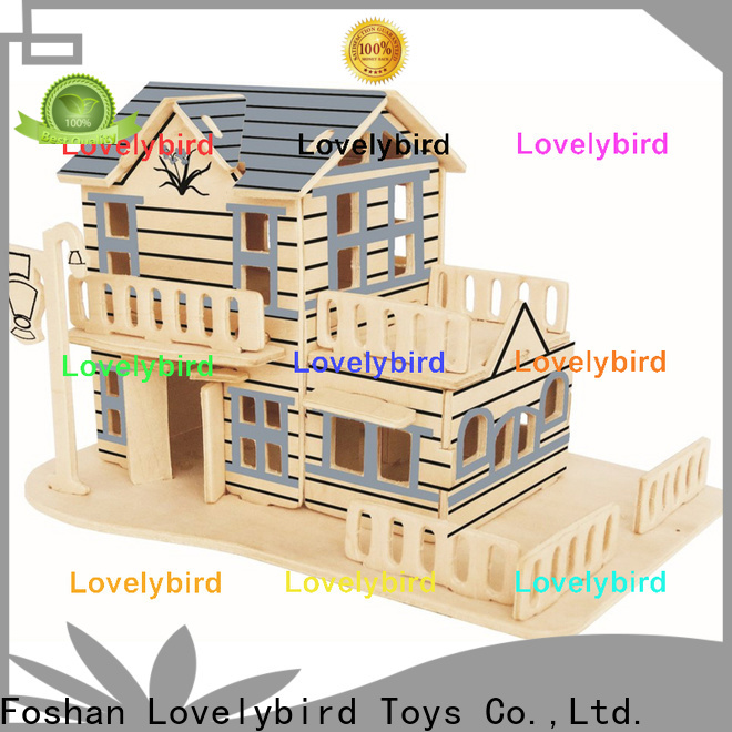 top 3d building puzzle company for kids