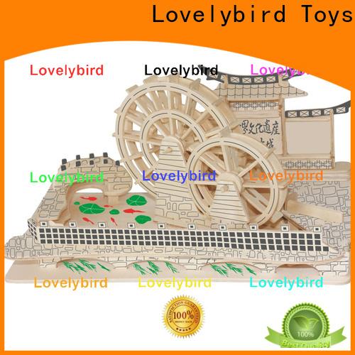 interesting 3d building puzzle manufacturers for present