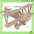 high-quality 3d airplane puzzle supply for present