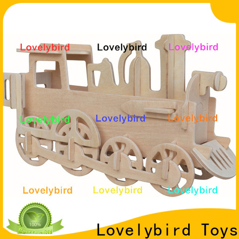 high-quality 3d wooden puzzle car suppliers for adults