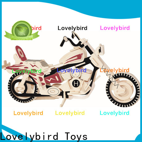 latest 3d wooden puzzle ship company for kids