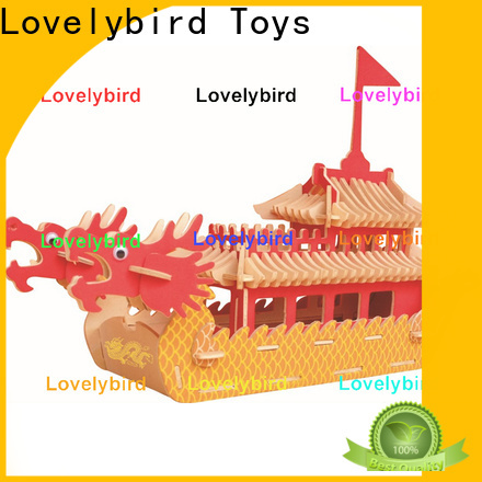 latest 3d wooden puzzle car suppliers for kids