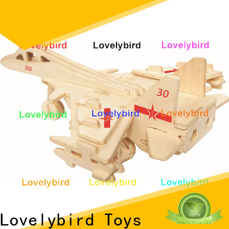 Lovelybird Toys 3d puzzle military manufacturers for present