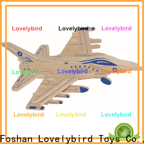 Lovelybird Toys 3d puzzle military manufacturers for kids