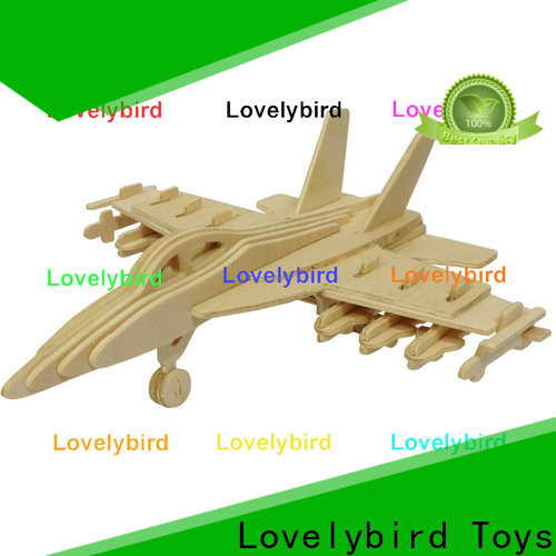 Lovelybird Toys high-quality 3d puzzle military manufacturers for adults