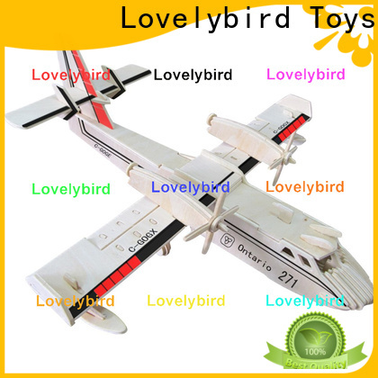 Lovelybird Toys high-quality 3d puzzle military company for present