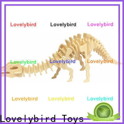 Lovelybird Toys fast delivery wooden 3d animal puzzles company for entertainment