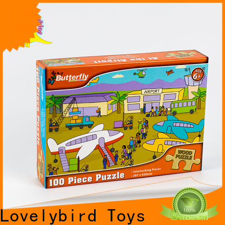 all kinds childrens wooden puzzles with frame for sale