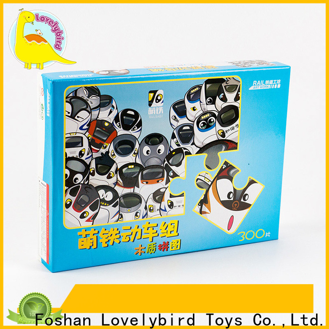 finished disney wooden puzzles toy for activities
