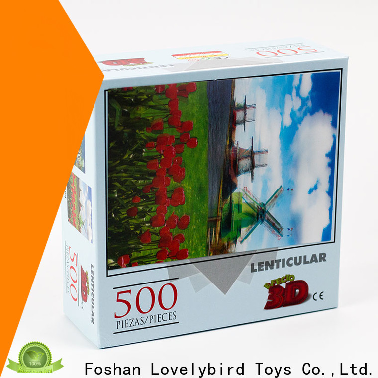 Lovelybird Toys new jigsaw puzzles toy for sale