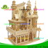 best 3d wooden puzzle house manufacturers for sale