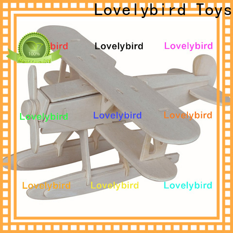 Lovelybird Toys 3d wooden puzzle ship manufacturers for entertainment