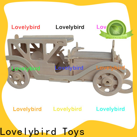 wholesale 3d airplane puzzle factory for kids