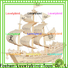 high-quality 3d wooden puzzle ship suppliers for entertainment