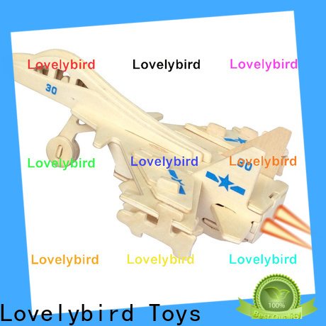Lovelybird Toys 3d puzzle military supply for adults