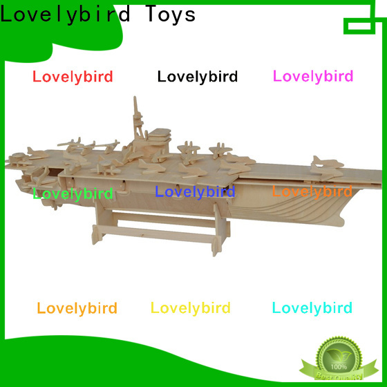 Lovelybird Toys 3d puzzle military manufacturers for entertainment