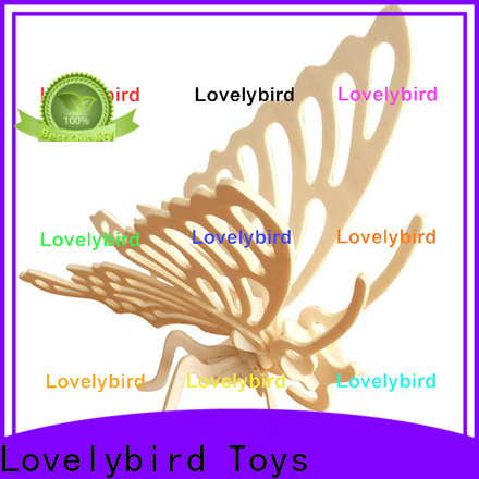 Lovelybird Toys latest 3d wooden animal puzzle suppliers for adults