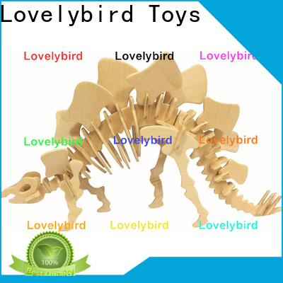 high-quality 3d wooden animal puzzle suppliers for business