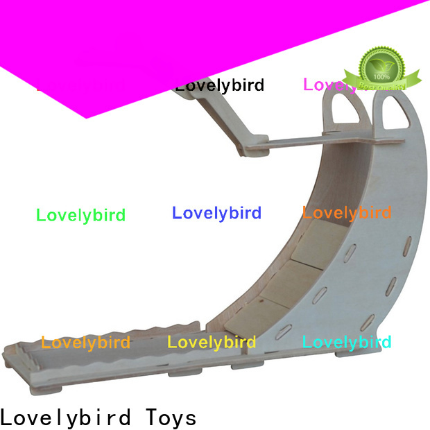 Lovelybird Toys top 3d wooden puzzle dollhouse furniture suppliers for adult