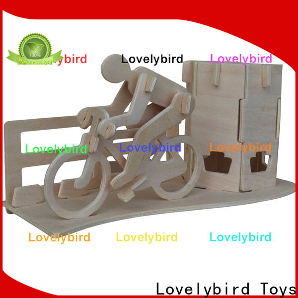Lovelybird Toys wholesale 3d puzzle furniture manufacturers for business