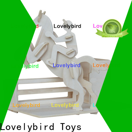 Lovelybird Toys 3d puzzle furniture factory for present
