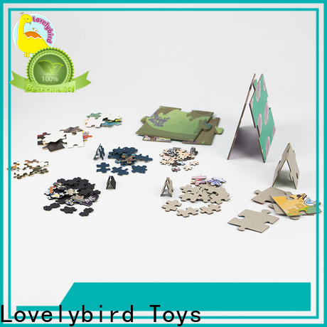Lovelybird Toys jigsaw puzzles for kids suppliers for present