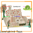 Lovelybird Toys latest 3d wooden house puzzles manufacturers for business