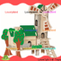 Lovelybird Toys high-quality 3d building puzzle factory for kids