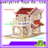 hot sale 3d wooden house puzzles company for adults