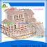 wholesale 3d wooden house puzzles factory for sale