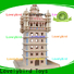 latest 3d wooden house puzzles manufacturers for business