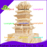 Lovelybird Toys 3d wooden puzzle house supply for business