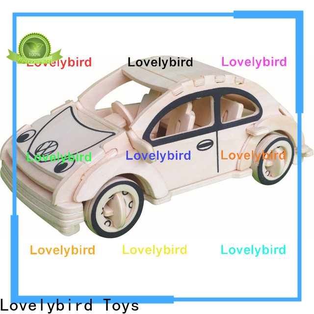 Lovelybird Toys new 3d airplane puzzle suppliers for business