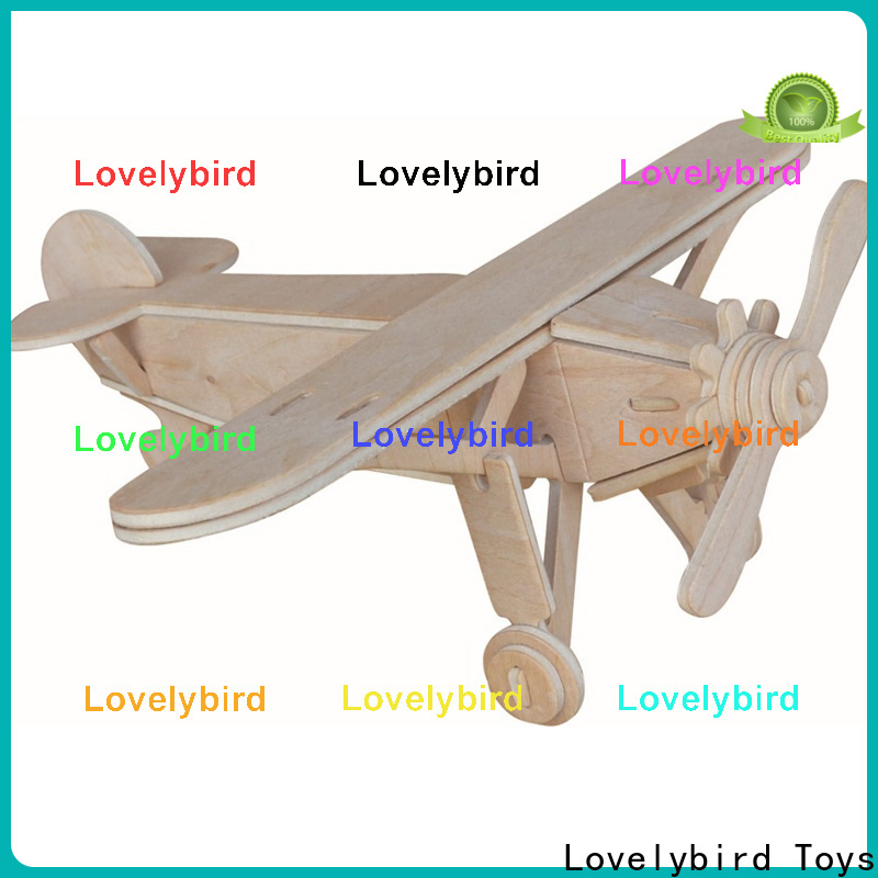 new 3d airplane puzzle company for sale