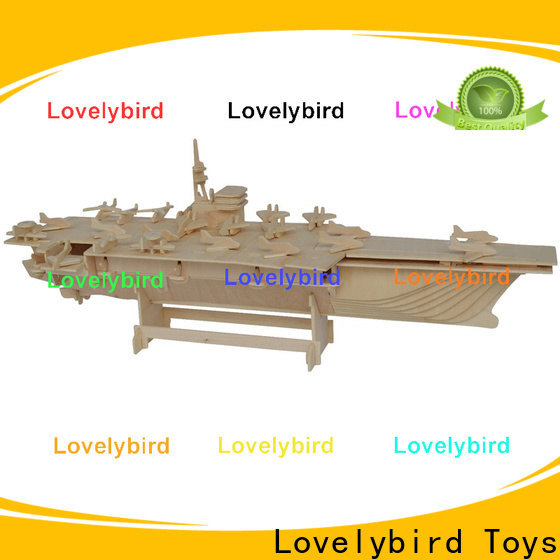 Lovelybird Toys top 3d puzzle military company for entertainment