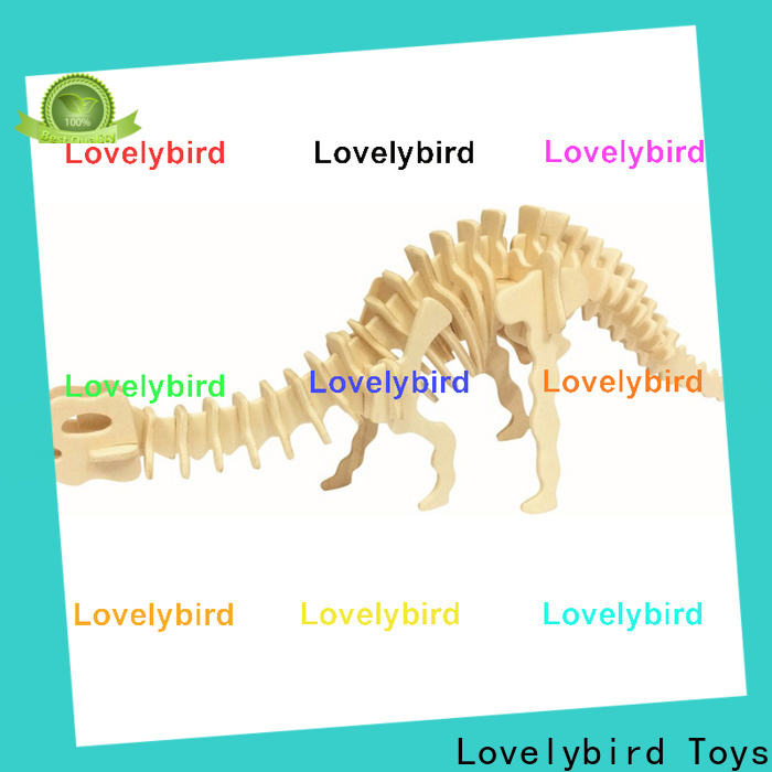 high-quality 3d wooden puzzle animals company for kids