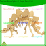 Lovelybird Toys best wooden 3d animal puzzles manufacturers for business