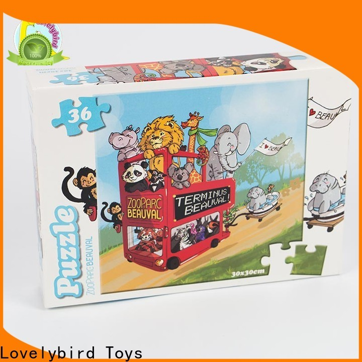Lovelybird Toys top childrens jigsaw puzzles suppliers for kids